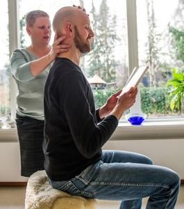 En ret ryg giver plads til fleksibilitet i både krop og sind